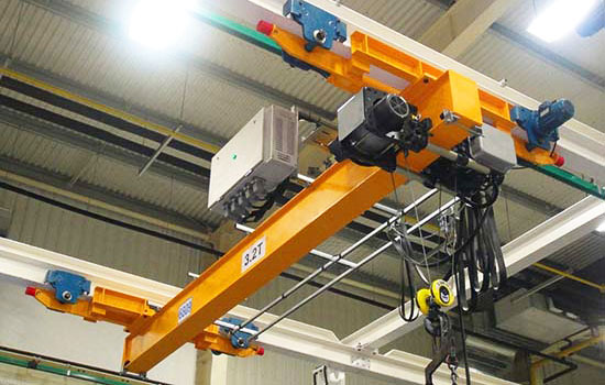 3 Ton Bridge Crane