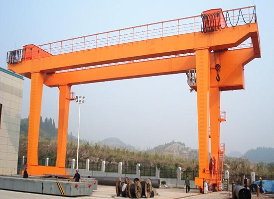 Best Safety Choices On Double Girder Gantry Crane
