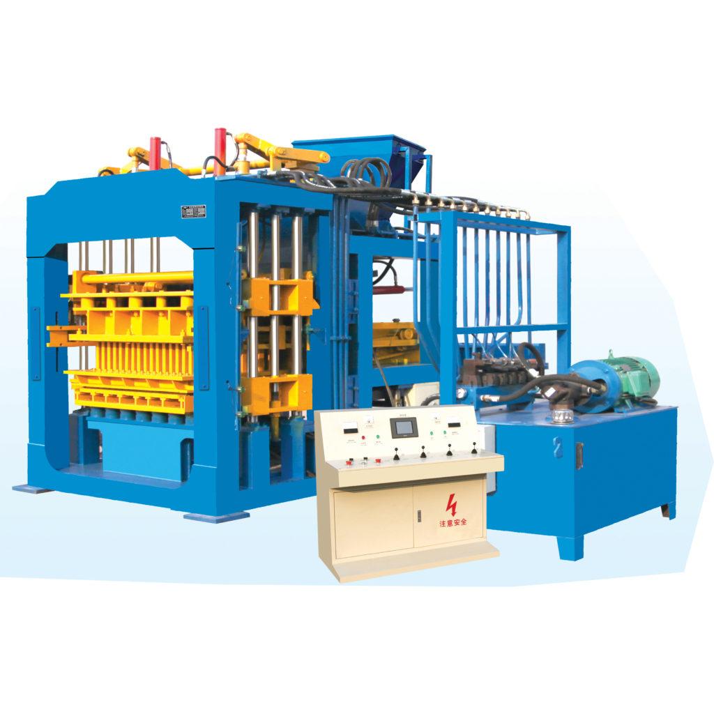 8-15C auto brick machine