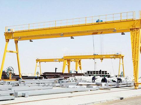15 ton mobile gantry crane sale
