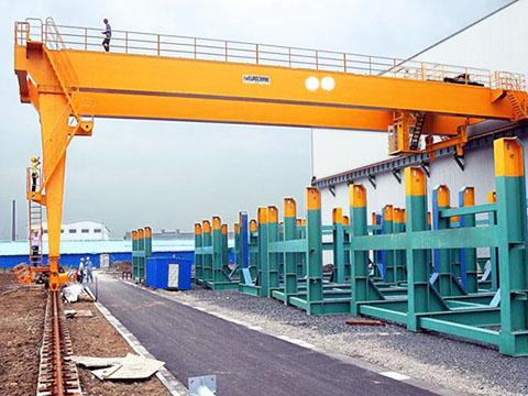 semi 15 ton gantry crane supplier