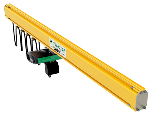 good single girder overhead crane