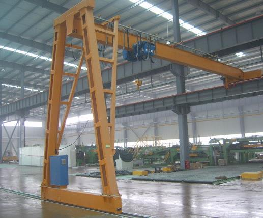 Essential Benefits Of 10 Ton Gantry Cranes For Your Workplace