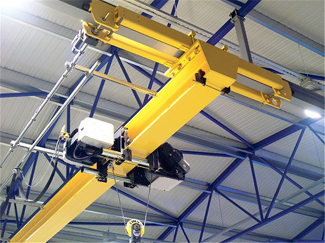 Electric Overhead Beam Cranes for sale